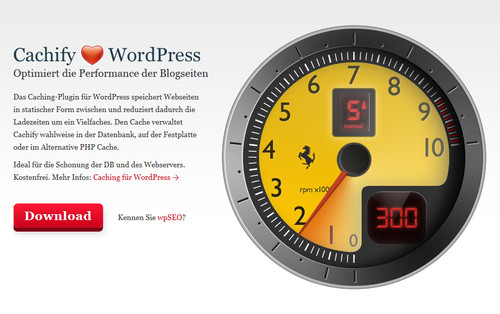 Cachify WordPress