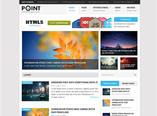 Point - Komplett für Suchmaschinen optimiert