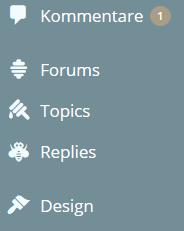 forum topics replies