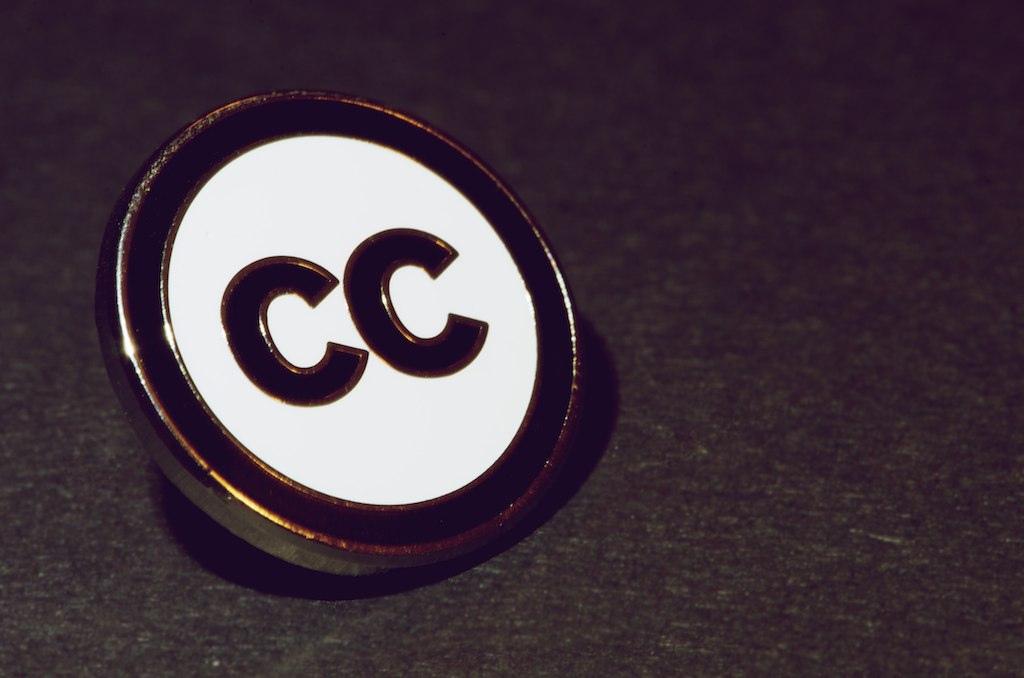 """Ein Beispiel für die Quellenangabe: Bild: """"Creative Commons"""" von Kristina Alexanderson. Lizenz: CC BY-SA 2.0"""