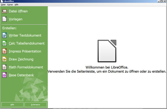 Libreoffice Die Kostenlose Alternative Zu Mircosoft Office