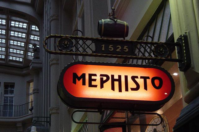 Mephisto Leipzig