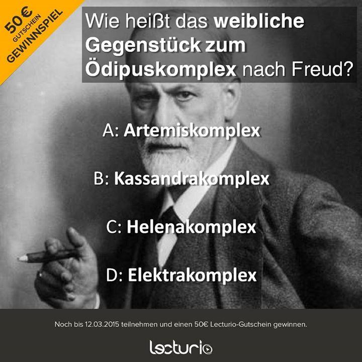 das ist ein quiz zum oedipuskomplex