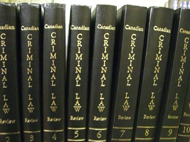 Gesetzesbücher Strafprozessrecht