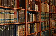 Abbildung einer Bibliothek