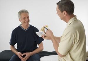 Osteopathische Anamnese und Diagnose