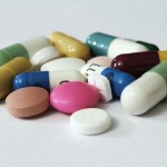 Viele bunte Pillen