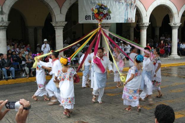 traditional dance merida