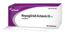 repaglinide box 90 tablets