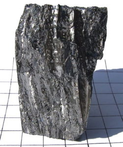 Big crystalline fragment of Beryllium