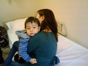 Hospital child