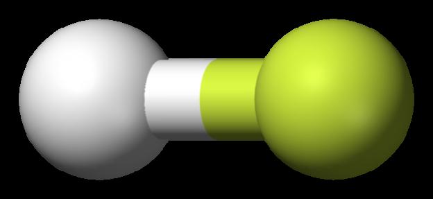 Hydrogen-fluoride-3D-balls