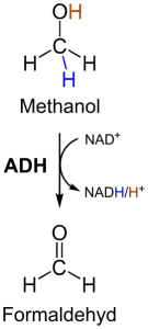 Decomposition of Ethanol