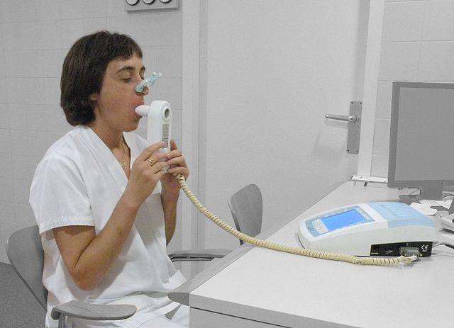 Doing Spirometry