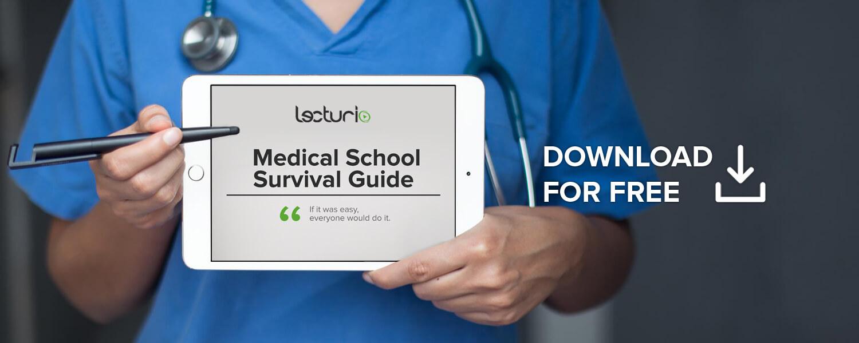 Lecturio Med School Survival Guide