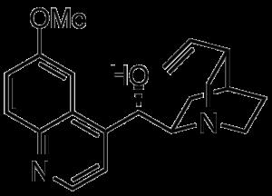 Quinidine structure
