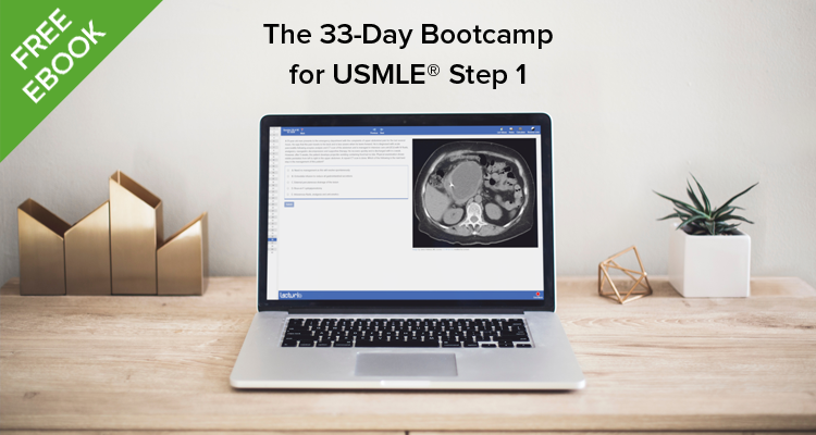 The 33-Day Bootcamp for USMLE Step 1