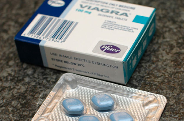 viagra in pack