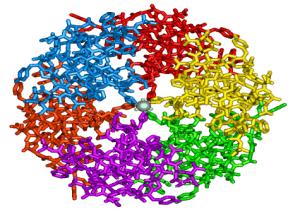 Human Insulin ( a protein)