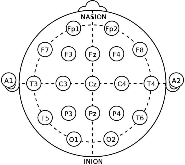 electrons eeg